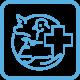 Animal health icon